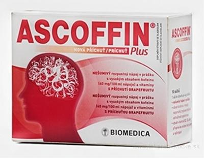 BIOMEDICA ASCOFFIN Plus vrecúška 1x10 ks