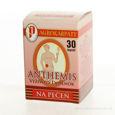 AGROKARPATY ANTHEMIS, NA PEČEŇ cps 1x30 ks
