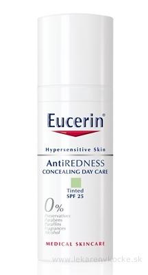 Eucerin ANTI-REDNESS neutralizujúci denný krém pre citlivú pleť so sklonom k začervenaniu 1x50 ml