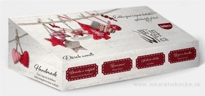 Winter Tea Vianočná kolekcia kolekcia 4 druhov ovocno-bylinných čajov 1x60 ks