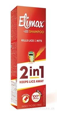 Elimax šampón proti všiam a hnidám 1x100 ml