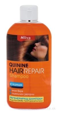 Milva ŠAMPÓN CHINÍN HAIR REPAIR (Milva QUININE Shampoo HAIR REPAIR) 1x200 ml