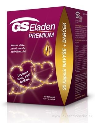 GS Eladen PREMIUM darček 2020 cps 60+30 navyše (90 ks)
