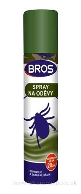 BROS spray na odevy 1x90 ml
