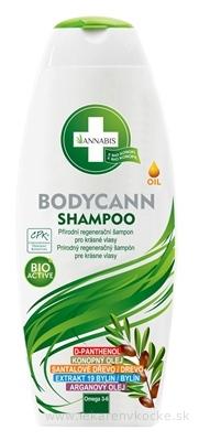 ANNABIS BODYCANN SHAMPOO prírodný regeneračný šampón 1x250 ml