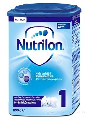 NUTRICIA Nutrilon 1 Pronutra 800 g