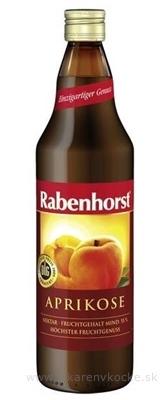 Rabenhorst Marhuľový nektár 1x750 ml