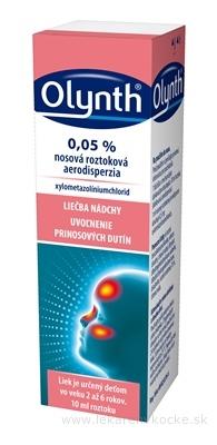 Olynth 0,05 % aer nao 1x10 ml