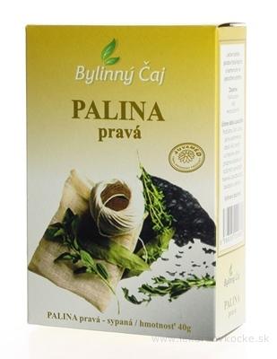 JUVAMED PALINA PRAVÁ - VŇAŤ bylinný čaj sypaný 1x40 g