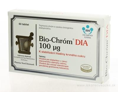 Bio-CHRÓM DIA 100 µg tbl 1x60 ks