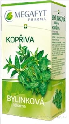 MEGAFYT Bylinková lekáreň ŽÍHĽAVA bylinný čaj 20x1,5 g (30 g)