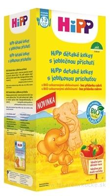HiPP BIO Detské keksy s jablkovou príchuťou (od ukonč. 1. roka) 1x150 g