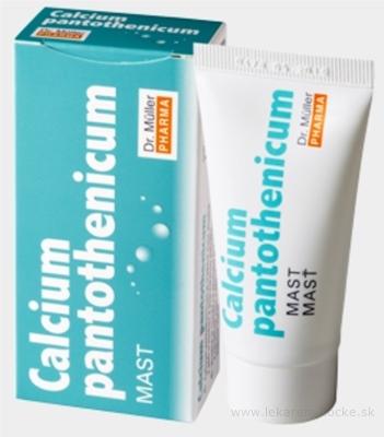 Dr. Müller Calcium pantothenicum MASŤ 1x100 g