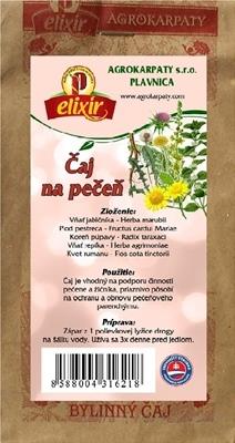 AGROKARPATY NA PEČEN bylinný čaj 1x30 g