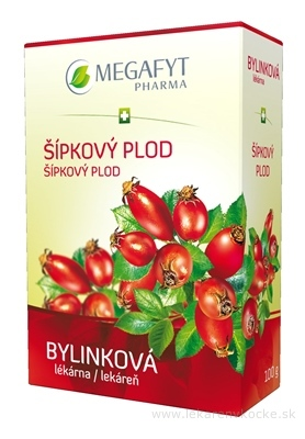 MEGAFYT BL ŠÍPKOVÝ PLOD bylinný čaj 1x100 g