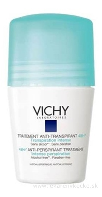 VICHY DEO ANTI-TRANSPIRANT ROLL-ON 48H INTENSIVE (M5907401) 1x50 ml