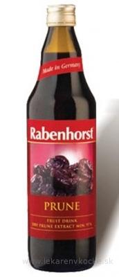 Rabenhorst Slivkový nápoj 1x750 ml