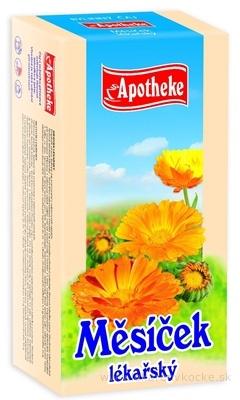 APOTHEKE ČAJ NECHTÍK LEKÁRSKY bylinný čaj v nálevových vreckách 20x1,5 g (30 g)