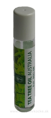 BIOMEDICA TEA TREE OIL AUSTRALIA roll on 1x8 ml