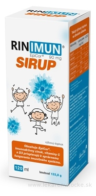 RINIMUN SIRUP 1x120 ml