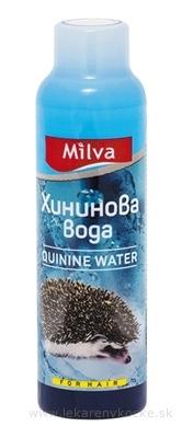 Milva VLASOVÁ VODA CHINÍN (Milva QUININE WATER) 1x200 ml