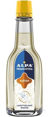 ALPA FRANCOVKA GAŠTAN liehový bylinkový roztok 1x60 ml