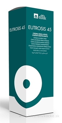 EUTROSIS 45 krém na ošetrenie veľmi suchej pokožky 1x75 ml