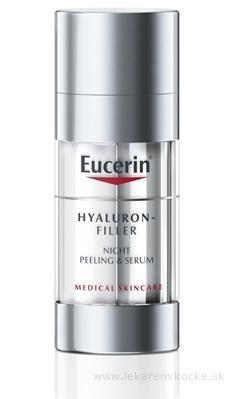 Eucerin HYALURON-FILLER nočné sérum obnovujúce a vypĺňajúce 1x30 ml