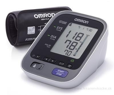 OMRON M7 Intelli IT Digitálny TLAKOMER automatický na rameno s bluetooth pripojením 1x1 ks