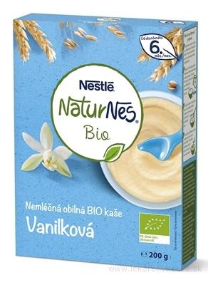 Nestlé NaturNes BIO Vanilková nemliečna obilná kaša 1x200 g