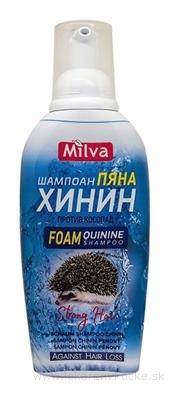 Milva ŠAMPÓN CHINÍN PENOVÝ (Milva QUININE FOAM Shampoo) 1x200 ml