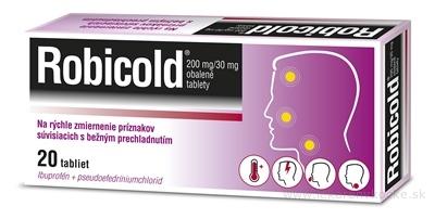 Robicold tbl obd 200 mg/30 mg (blis.) 1x20 ks