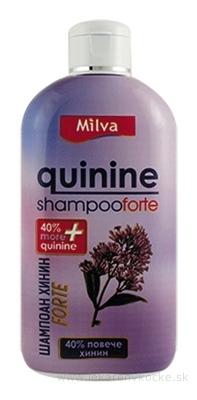 Milva ŠAMPÓN CHINÍN FORTE (Milva QUININE Shampoo Forte) 1x200 ml