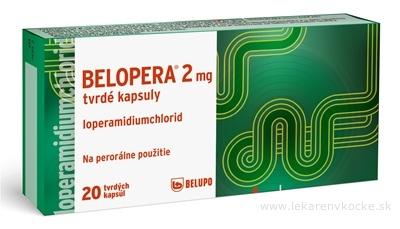 BELOPERA 2 mg cps dur (blis.PVC/Al) 1x20 ks