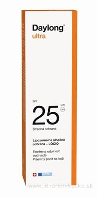 Daylong ultra SPF 25 lócio (mlieko na opaľovanie) 1x100 ml
