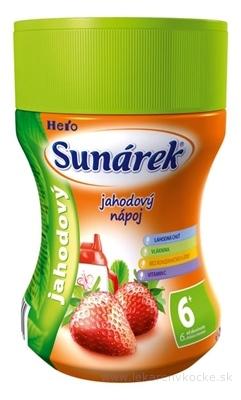 Sunárek instantný nápoj jahodový (od ukonč. 6. mesiaca) 1x200 g