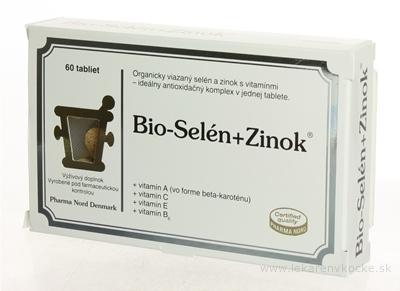 Bio-SELEN+ZINOK tbl 1x60 ks
