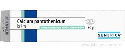 GENERICA Calcium pantothenicum krém 1x30 g