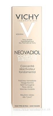 VICHY NEOVADIOL COMPLEXE SUBSTITUTIF koncentrované reaktivačné sérum (M6809501) 1x30 ml