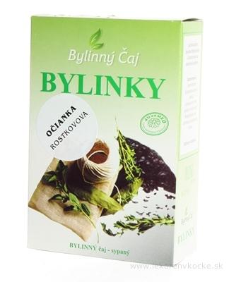 JUVAMED OČIANKA ROSTKOVOVA - VŇAŤ bylinný čaj sypaný 1x30 g