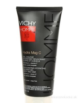 VICHY HOMME HYDRA MAG SPRCHOVÝ GEL (M6803801) 1x200 ml