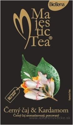 Majestic Tea Čierny čaj & Kardamóm čaj 20x1,5 g (30 g)