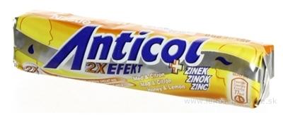Nestlé ANTICOL MED, CITRÓN pastilky 1x50 g