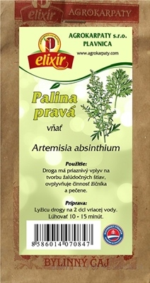 AGROKARPATY PALINA PRAVÁ bylinný čaj 1x30 g