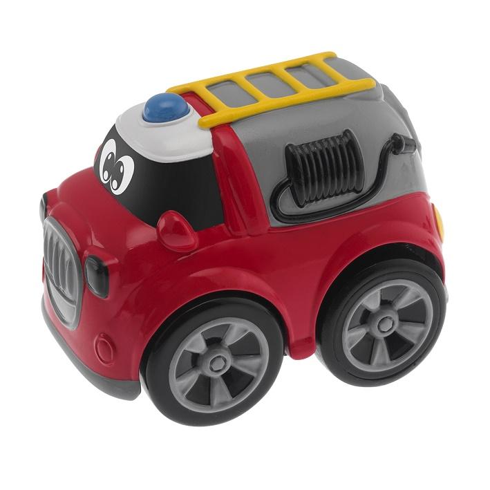 Autíčko Turbo Team - Požiarnici