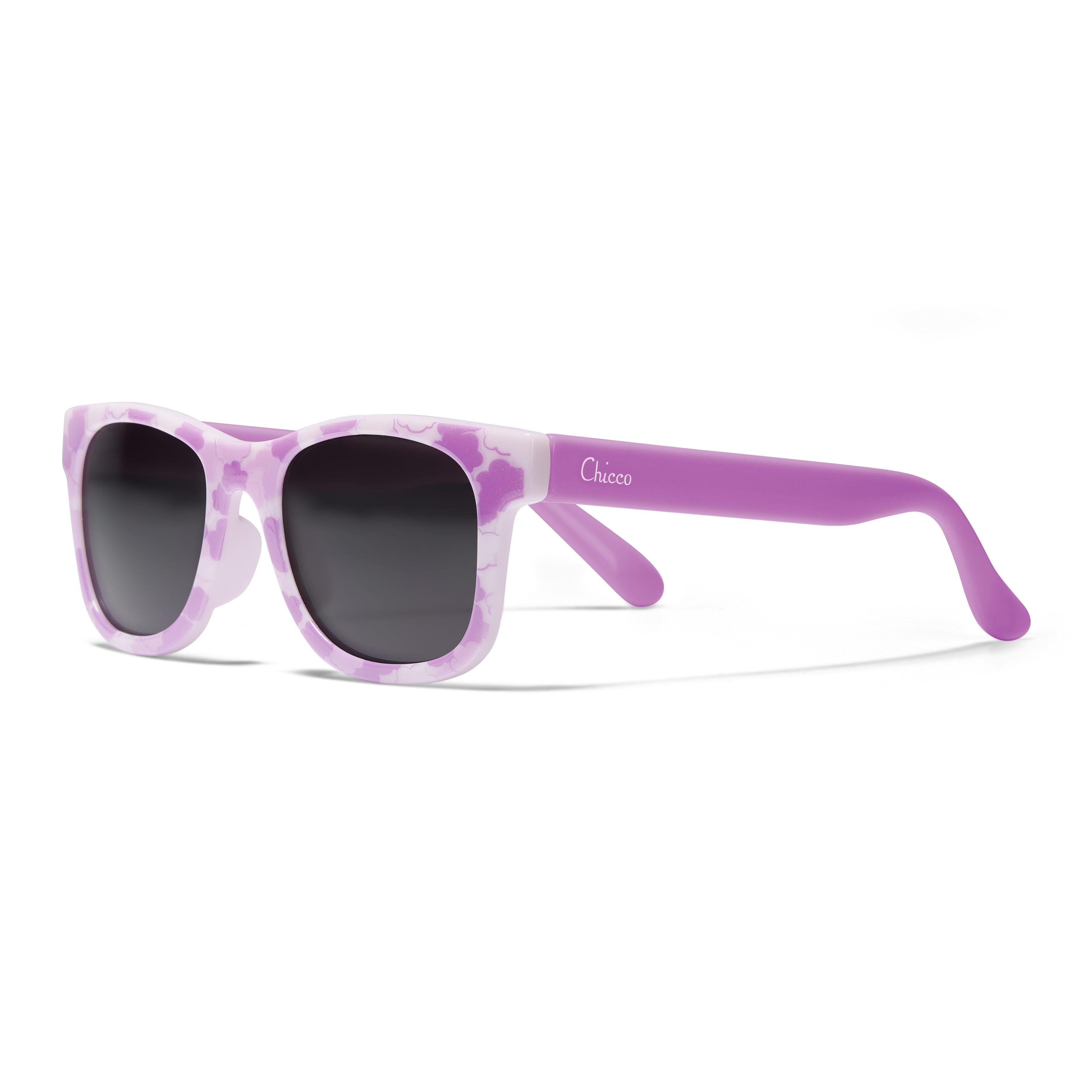 Okuliare slnečné dievča  fialové 24m+