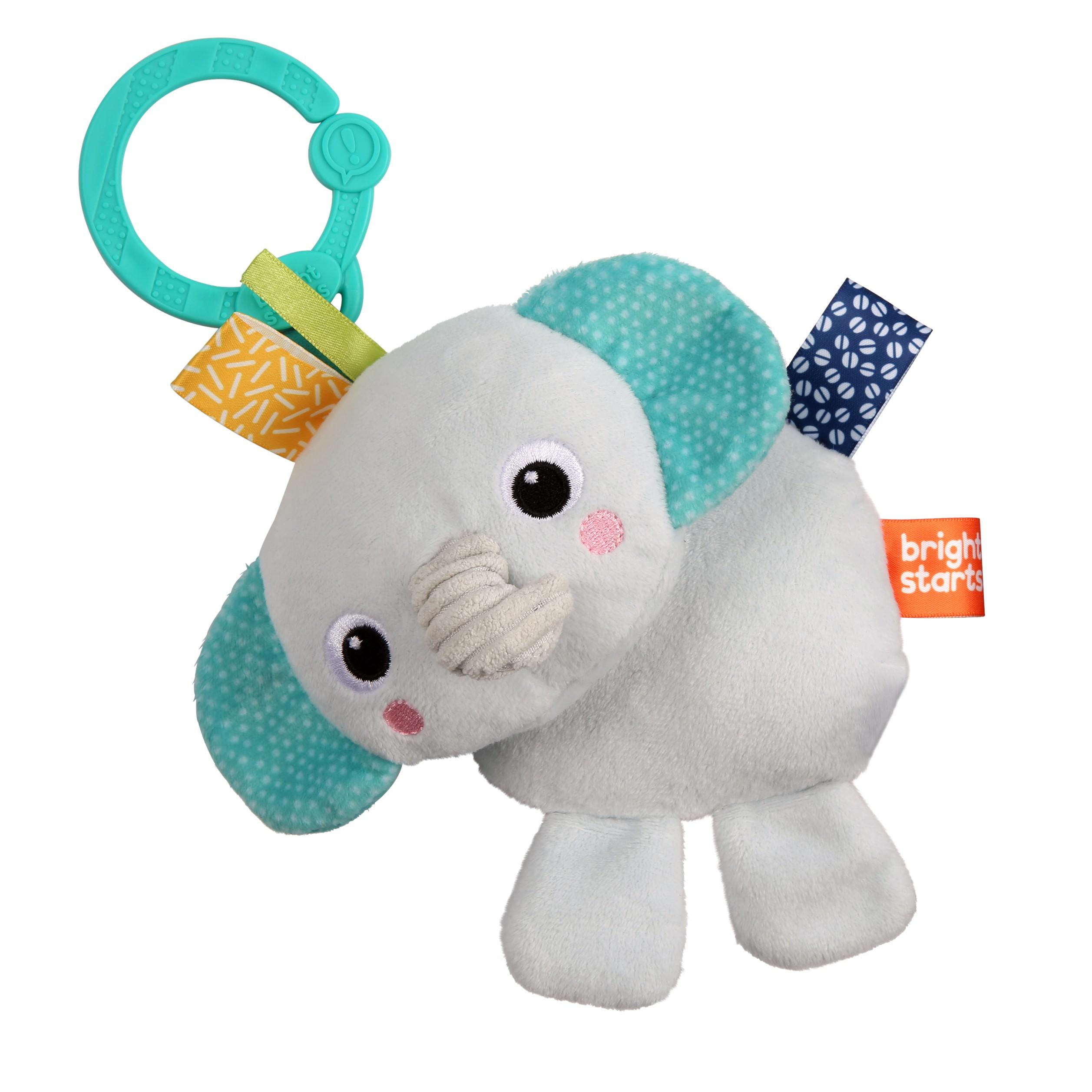 Hračka a C krúžku Friend for Me slon 0m+