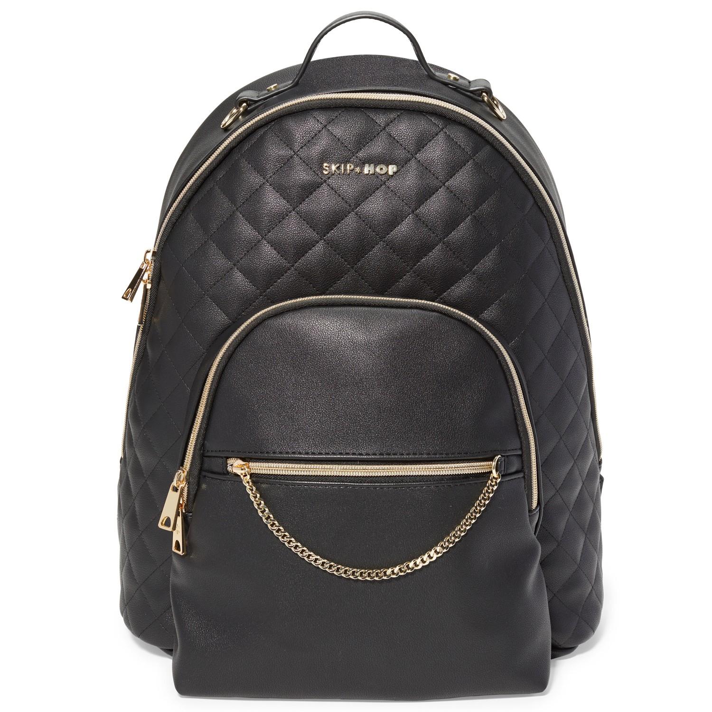 Taška prebaľovacia/batoh Linx Quilted Backpack Black