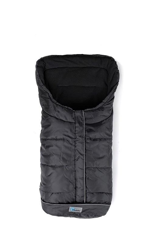 Fusak zimný Easy Lux čierno - čierna