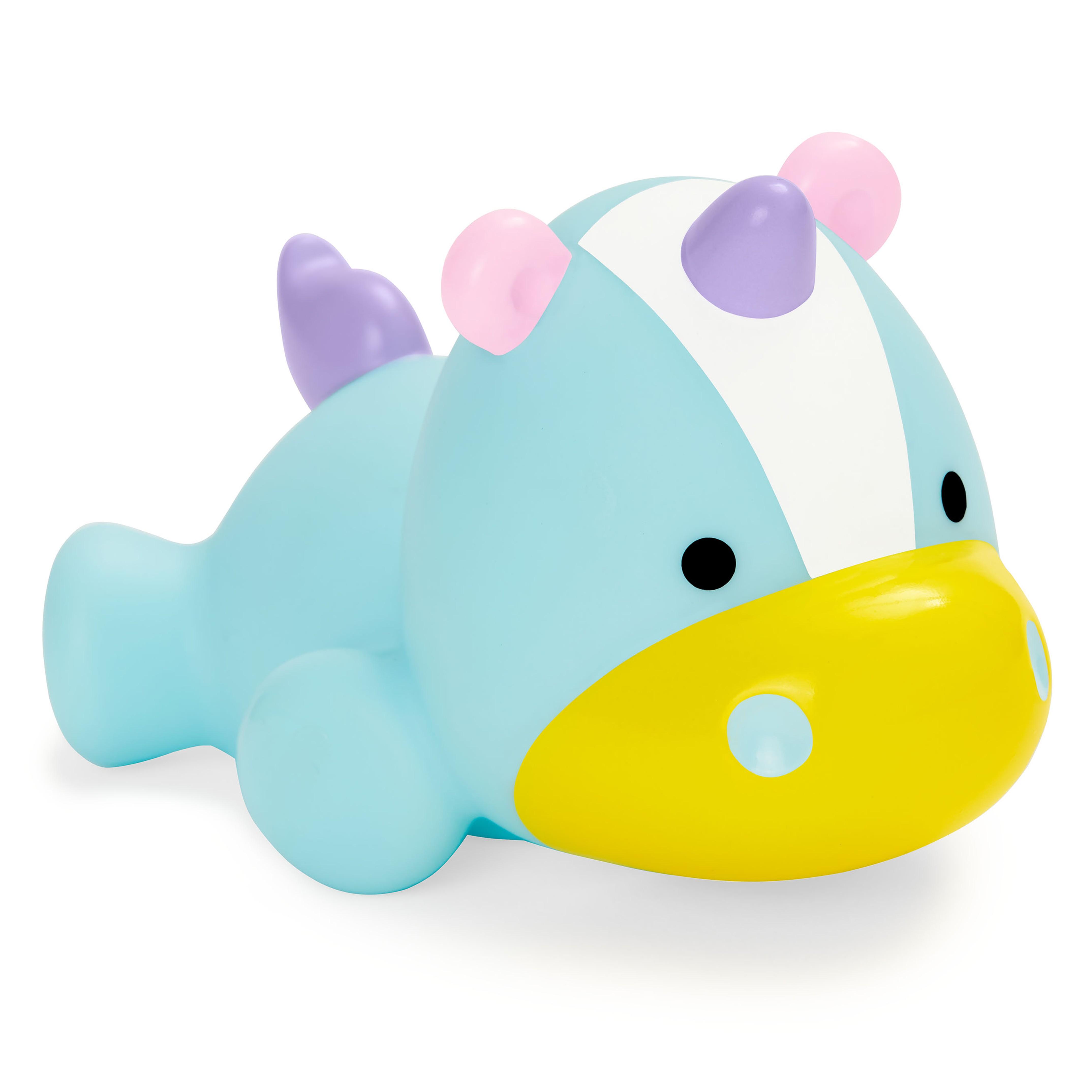 Zoo hračka do vody Light up Jednorožec 9m+